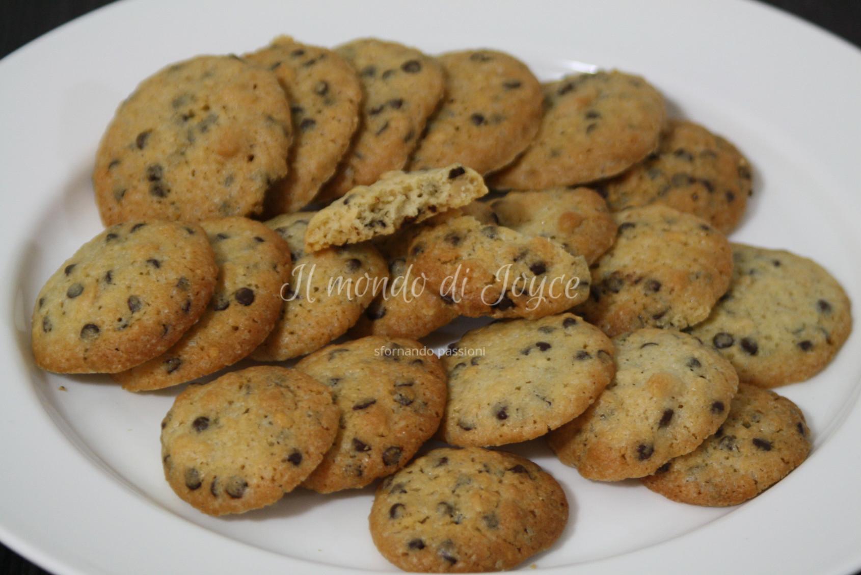 american chocolate peanuts cookies di luca montersino il mondo di joyce. Black Bedroom Furniture Sets. Home Design Ideas